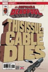 Marvel - Despicable Deadpool # 290