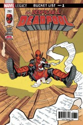 Marvel - Despicable Deadpool # 292