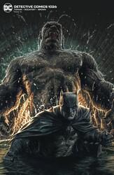 DC - Detective Comics # 1026 Lee Bermejo Variant