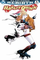 DC - DF Harley Quinn # 1 Variant