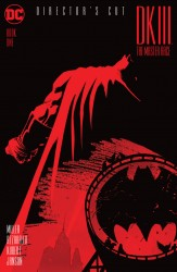 DC - Batman Dark Knight III The Master Race # 1 Directors Cut