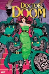 Marvel - Doctor Doom # 1 Chiang Mary Jane Variant