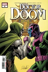 Marvel - Doctor Doom # 6