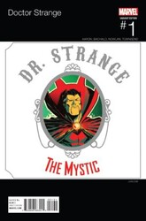 Marvel - Doctor Strange # 1 Doe Hip Hop Variant
