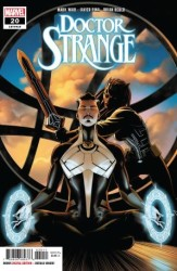 Marvel - Doctor Strange (2018) # 20