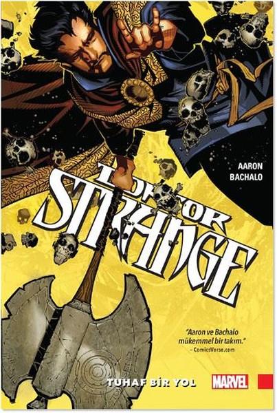 Arkabahçe - Doktor Strange Cilt 1 Tuhaf Bir Yol