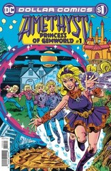 DC - Dollar Comics Amethyst 1985 # 1