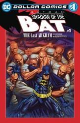 DC - Dollar Comics Batman Shadow Of The Bat # 1