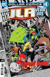 DC - Dollar Comics JLA Year One # 1