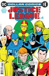 DC - Dollar Comics Justice League (1987) # 1