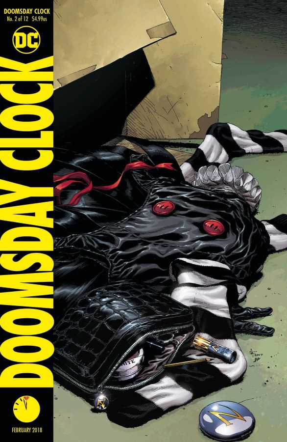 DC - Doomsday Clock # 2