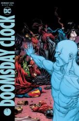 DC - Doomsday Clock # 9 Variant