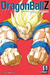 VIZ - Dragon Ball Z Vizbig Edition Vol 5 TPB
