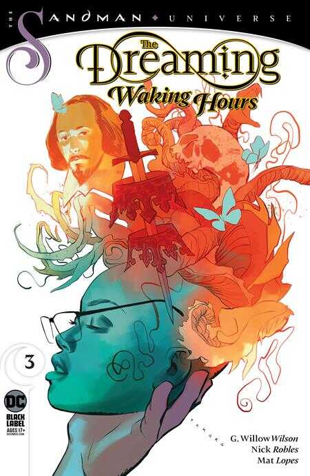 DC - Dreaming Waking Hours # 3