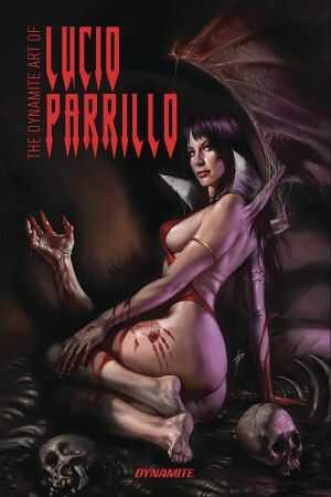 Dynamite - Dynamite Art Of Lucio Parrillo HC