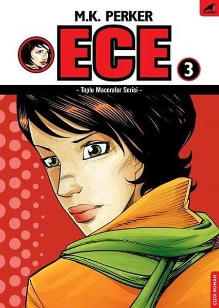 Karakarga - Ece Cilt 3