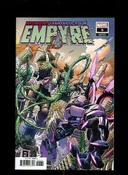 Marvel - Empyre # 5 One Per Store Variant