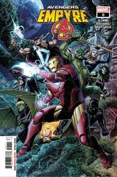 Marvel - Empyre Avengers # 0