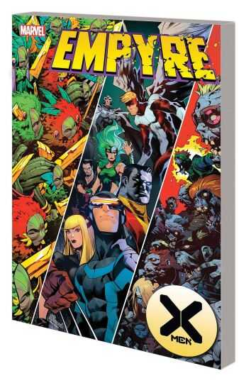 Marvel - Empyre X-Men TPB