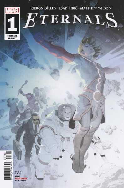 Marvel - Eternals # 1 Premiere Variant