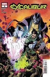 Marvel - Excalibur # 3