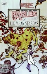 Vertigo - Fables Vol 5 The Mean Seasons TPB