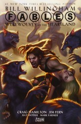 Vertigo - Fables Werewolves of the Heartland HC