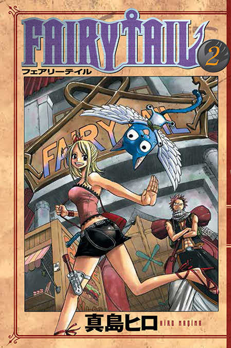 Gerekli Şeyler - Fairy Tail Cilt 2