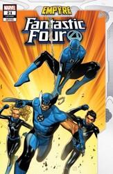 Marvel - Fantastic Four # 21 Molina Variant