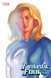 Marvel - Fantastic Four # 24 Alex Ross Invisible Woman Timeless Variant