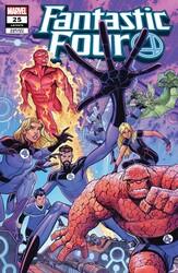 Marvel - Fantastic Four # 25 Nick Bradshaw 1:50 Variant