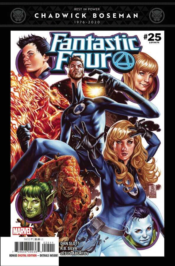 Marvel - Fantastic Four # 25