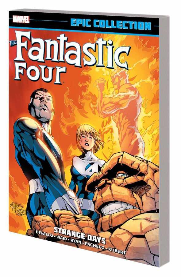 Marvel - Fantastic Four Epic Collection Strange Days TPB