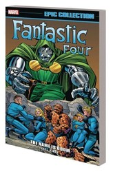 Marvel - Fantastic Four Epic Collection The Name Is Doom TPB