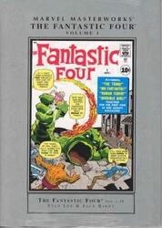 Marvel - Fantastic Four Masterworks Vol 1 HC