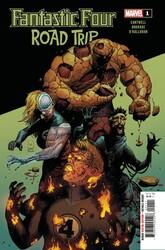 Marvel - FANTASTIC FOUR ROAD TRIP # 1