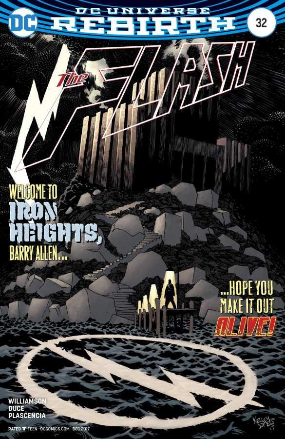 DC - Flash # 32