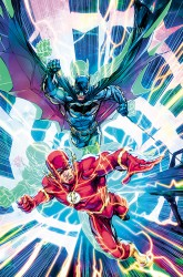 DC - Flash # 21 (The Button) Howard Porter Variant