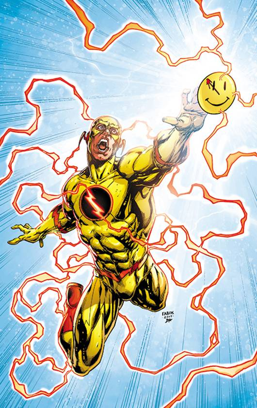 DC - Flash # 21 (The Button)