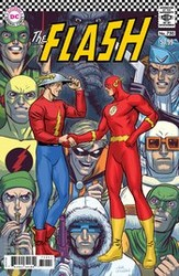 DC - Flash # 750 1960s Nick Derington Variant