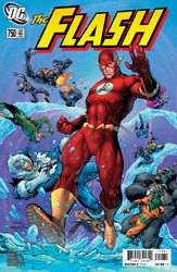 DC - Flash # 750 2000s Jim Lee Variant
