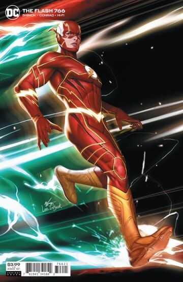 DC - Flash # 766 Inhyuk Lee Variant