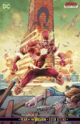 DC - Flash # 80 Card Stock Variant