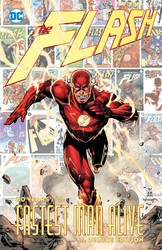 DC - Flash 80 Years Of The Fastest Man Alive HC