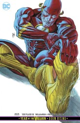 DC - Flash # 81 Variant