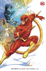 DC - Flash # 84 Card Stock Variant