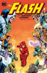 DC - Flash By Geoff Johns Book Five TPB