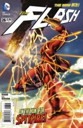 DC - Flash (New 52) # 26