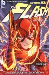DC - Flash (New 52) Vol 1 Move Forward TPB