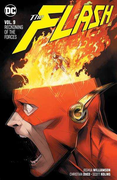 DC - Flash (Rebirth) Vol 9 Reckoning Forces TPB